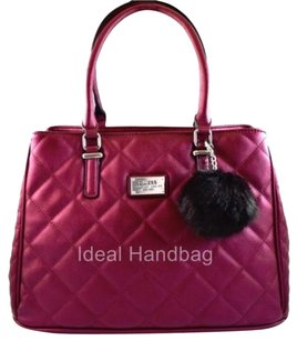Guess Lovecat Cherry Tote in Red