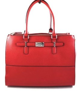 Guess Present Carryall Tote in Red
