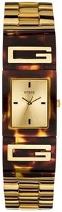 Guess GUESS Iconic Status Cuff Watch - Tortoise