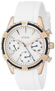 Guess Guess Silicone Ladies Watch U0562l1