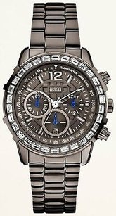 Guess Guess Stainless Steel Ladies Watch U0016l3