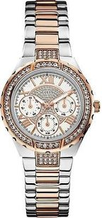 Guess Guess Two-tone Ladies Watch U0111l4
