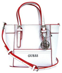Guess Leather Shopping Cross Body Bag