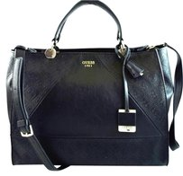 Guess Cammie Satchel in Black