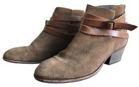 H by Hudson Taupe Boots