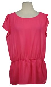 Halogen Womens Top Pink
