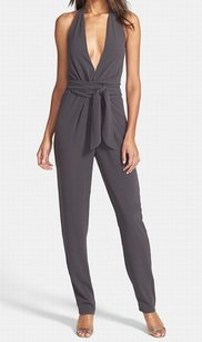 Halston Acetate Jumpsuit Dress
