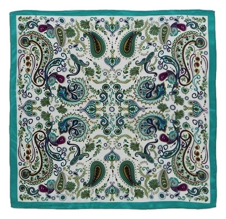Preload https://item1.tradesy.com/images/handmade-medium-square-silk-scarf-twill-blue-paisley-pattern-scarf-digitally-painted-with-hand-rolled-hem-21-x-21-52cm-x-52cm-neckerchief-5707990-0-2.jpg?width=440&height=440