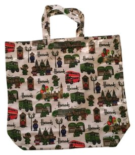 Harrods Tote in Multi