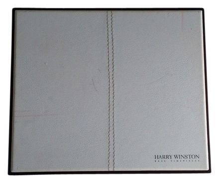 Harry Winston Harry Winston Rare Watch Display Pad - Exclusive not sold in stores!
