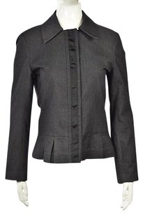 Harvé Benard Harve Womens Navy Jacket