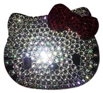 Hello Kitty Crystal Hello Kitty Mirror Ruby Collection