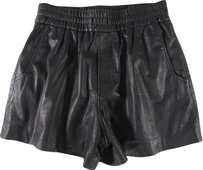 Helmut By Helmut Lang Black Ss Shorts