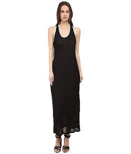 Black Maxi Dress by Helmut Lang Devotee Layer