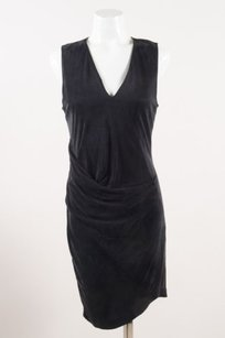 Helmut Lang Distressed Dress