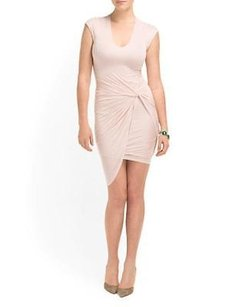 Helmut Lang Slack Jersey Dress