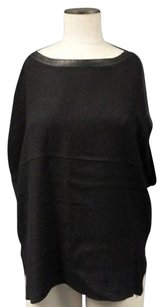 Helmut Lang Cap Sleeve Top Black