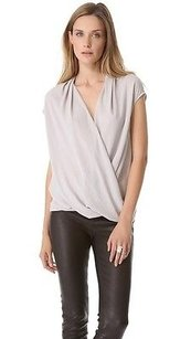 Helmut Lang Light Top Gray