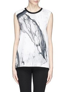 Helmut Lang 360 Hydra Marble Top Multi-Color