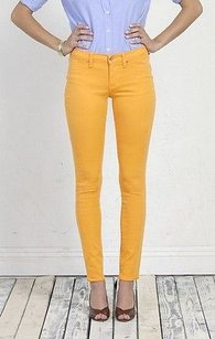 Henry & Belle Bright Gold Super Skinny Jeans