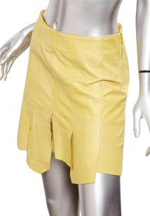 Henry Beguelin Womens Canary Skirt Yellow