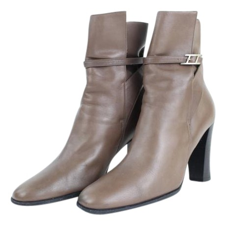 sale latest collections buy for sale Hermès Logo Ankle Boots aGog9