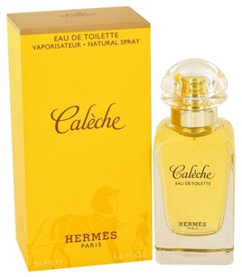 Hermès CALECHE by HERMES ~ Women's Eau de Toilette Spray 1.6 oz