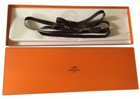 Hermès New! Hermes Tie Box Tissui & Ribbon included.