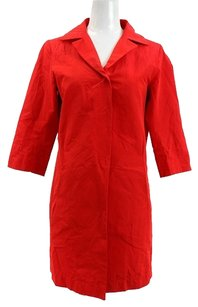 herno Women's Clothing 142769_10 Red Jacket