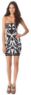 Hervé Leger short dress on Tradesy