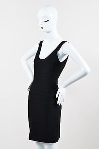 Herv Leger Herve Stretch Dress