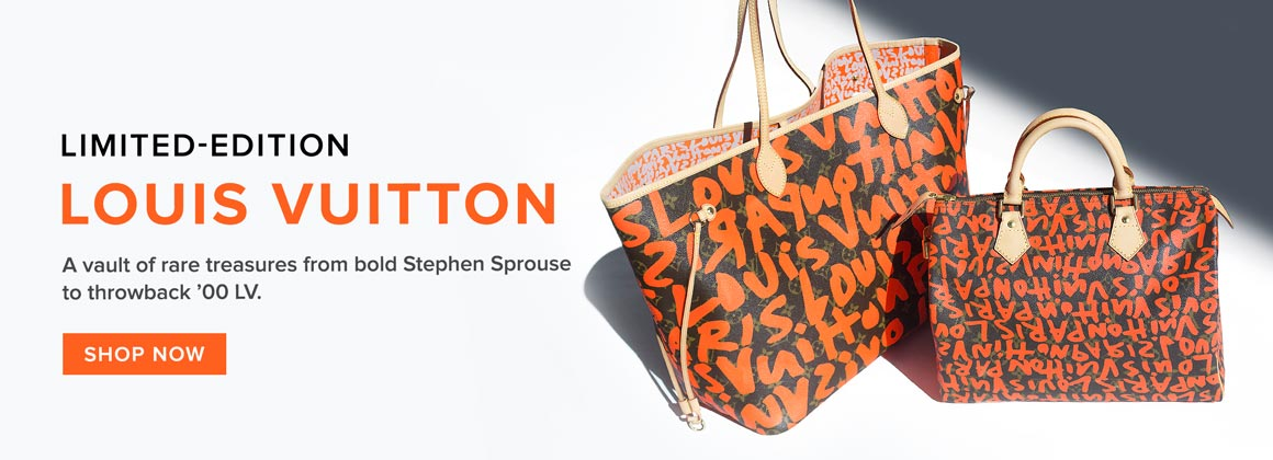 Limited-Edition Louis Vuitton