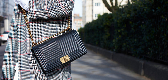 Luxe List: Chanel Boy Bag