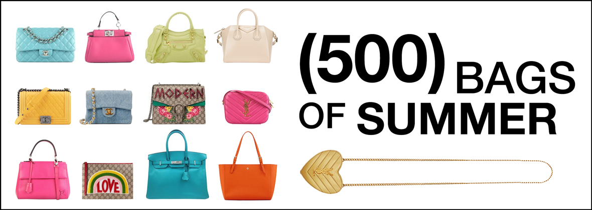 (500) Bags of Summer
