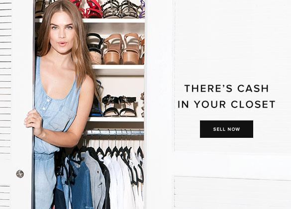 Websites For Discount Designer Clothes There s Cash in Your Closet