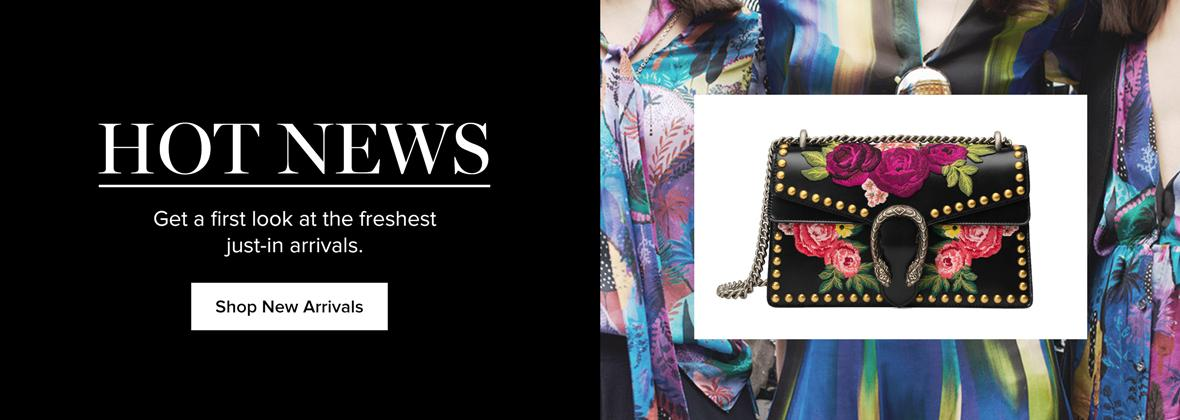 Hot News: Fresh Just-In Arrivals