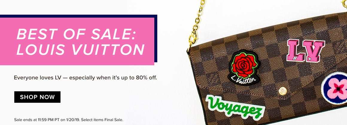 Best of Sale: Louis Vuitton