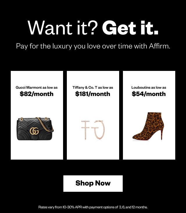 Checkout with Affirm