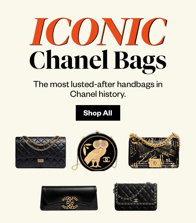 Iconic Chanel Bags