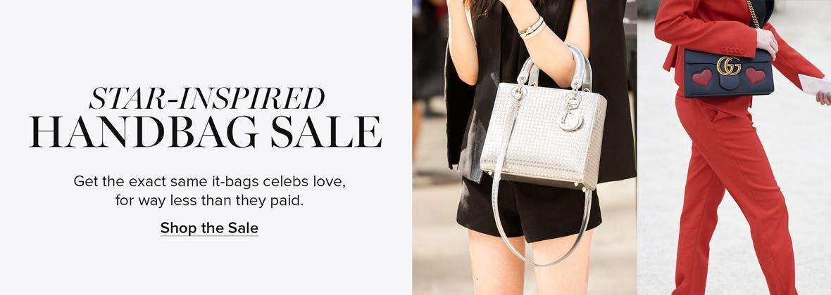 Star-Inspired Handbag Sale