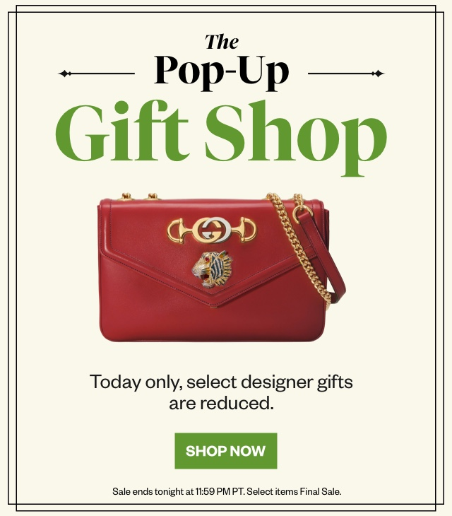 The Pop-Up Gift Shop