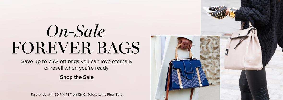 On Sale Forever Bags