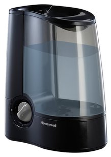 Honeywell Honeywell HWM705B Filter Free Warm Moisture Humidifier, Black