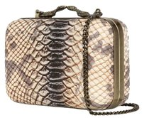 House of Harlow 1960 cream Clutch