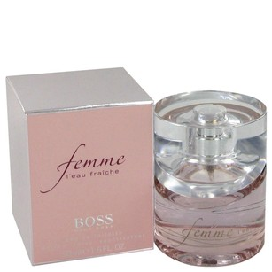 Hugo Boss BOSS FEMME L'EAU FRAICHE by HUGO BOSS ~ Eau de Toilette Spray 2.5 oz