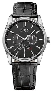 Hugo Boss Hugo Boss Leather Mens Watch 1513124
