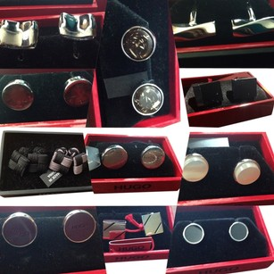 Hugo Boss HUGO BOSS Mens Cufflinks