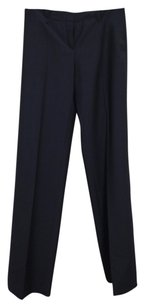 Hugo Boss Straight Pants Navy