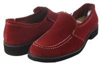 Hush Puppies Heirloom Red Flats