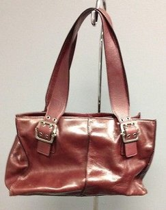 Hype Dark Burgundy Shoulder Bag